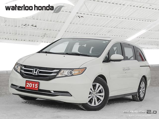 2015 HONDA ODYSSEY EX-L Bluetooth, Back Up Camera, Navigation, and More!!! in Waterloo, Ontario