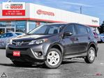 2014 Toyota RAV4 LE One Owner, No Accidents, Toyota Serviced in London, Ontario