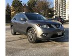 2016 Nissan Rogue AWD  SL w/Panoramic Roof & Navigation in Mississauga, Ontario