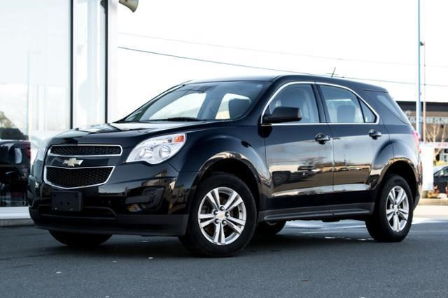 2013 CHEVROLET EQUINOX LS in Campbell River, British Columbia