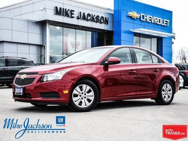 2014 Chevrolet Cruze 1LT in Collingwood, Ontario