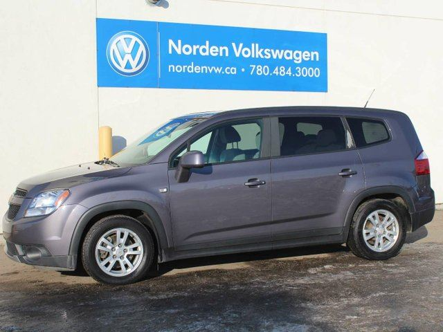 2012 CHEVROLET Orlando $ 86 / Bi-weekly payments O.A.C. !!! Fully Inspected !!! in Edmonton, Alberta