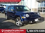 2016 Jeep Patriot Sport/North *ACCIDENT FREE*ONE OWNER*LOCAL BC JEEP* in Surrey, British Columbia