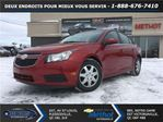 2013 Chevrolet Cruze LT Turbo in Plessisville, Quebec