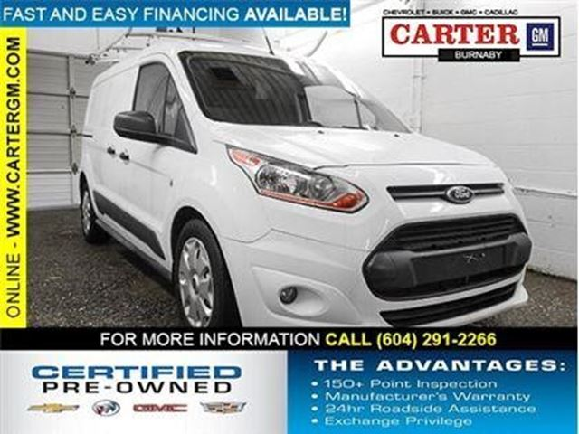 2014 Ford Transit Connect XLT in Burnaby, British Columbia