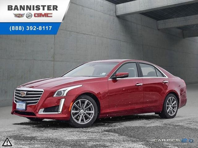 2017 CADILLAC CTS Luxury Collection AWD in Kelowna, British Columbia