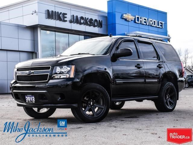 2012 Chevrolet Tahoe LT w/1SC in Collingwood, Ontario