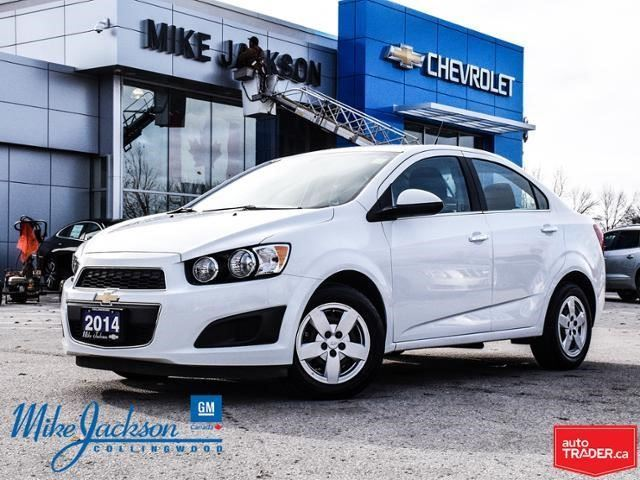 2014 Chevrolet Sonic LT in Collingwood, Ontario