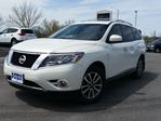 2015 Nissan Pathfinder SL-AWD-NAVIGATION-HEATED LEATHER-SUNROOF in Belleville, Ontario
