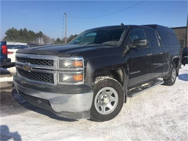 2014 CHEVROLET SILVERADO 1500 1WT 6CYL 2WD EXTCAB in St Catharines, Ontario