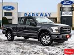 2016 Ford F-150 XL 4X4 SUPERCAB NO ACCIDENTS $258 BIWEEKLY $0 DOWN in Waterloo, Ontario