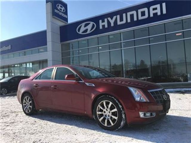 2009 CADILLAC CTS 3.6L   AWD   AS IS in Brantford, Ontario