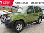 2012 Nissan Xterra S : AUTO, BLUETOOTH, ONE OWNER! in Edmonton, Alberta