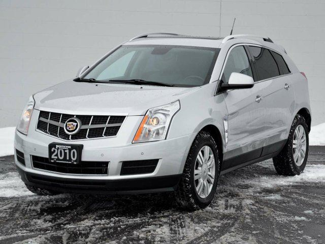 2010 CADILLAC SRX Luxury Collection in Penticton, British Columbia
