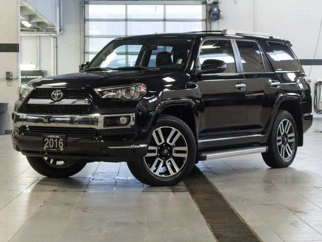 2016 TOYOTA 4RUNNER Limited w/JBL Premium Audio in Kelowna, British Columbia