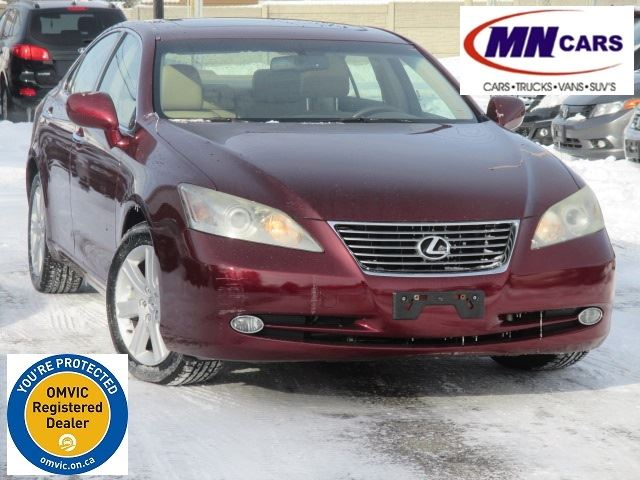 2007 LEXUS ES 350 Sedan LOW KMs in Ottawa, Ontario