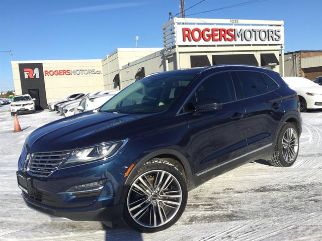 2015 LINCOLN MKC 2.3 AWD - NAVI - PANORAMIC ROOF - SELF PARKING in Oakville, Ontario