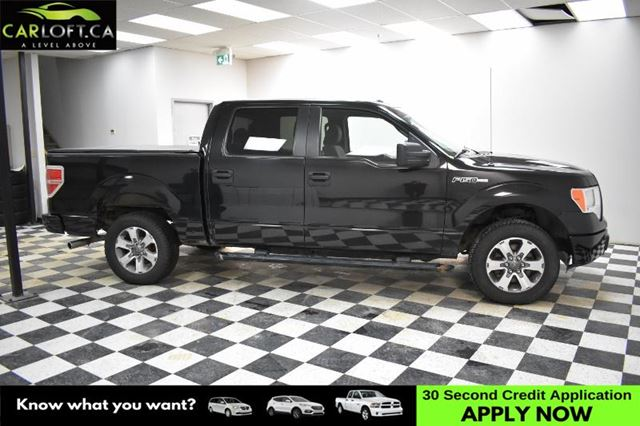 2011 FORD F-150 XLT Crew Cab in Kingston, Ontario