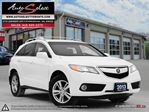 2013 Acura RDX AWD ONLY 96K! **TECHNOLOGY PKG** CLEAN CARPROOF in Scarborough, Ontario