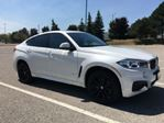 2016 BMW X6 35i xDrive M Sport & Premium Package in Mississauga, Ontario