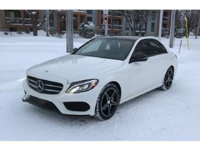 2016 MERCEDES-BENZ C-CLASS C300 4MATIC Fully Loaded, Prepaid Maintenance, Lease Protect in Mississauga, Ontario