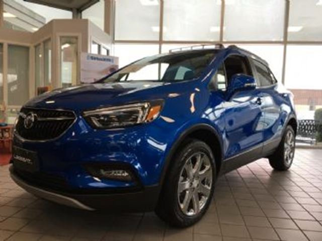 2018 BUICK ENCORE AWD Essence PKG in Mississauga, Ontario