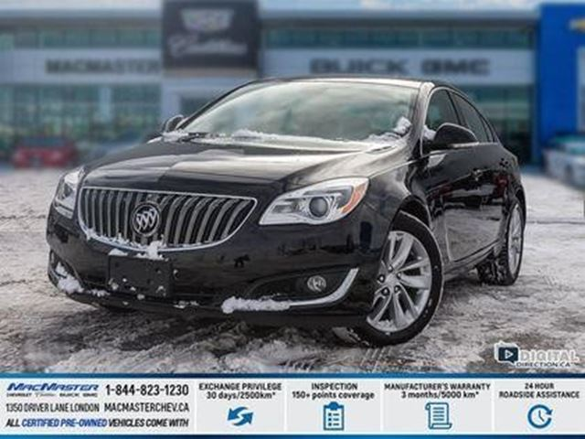 2015 BUICK REGAL Turbo in London, Ontario