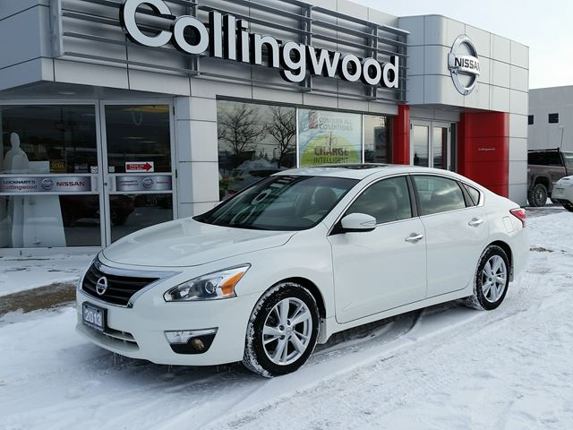 2013 Nissan Altima 2.5 SL TECH *LOCAL TRADE* in Collingwood, Ontario