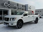2017 Nissan Titan XD PRO-4X *SAVE $$$* in Collingwood, Ontario