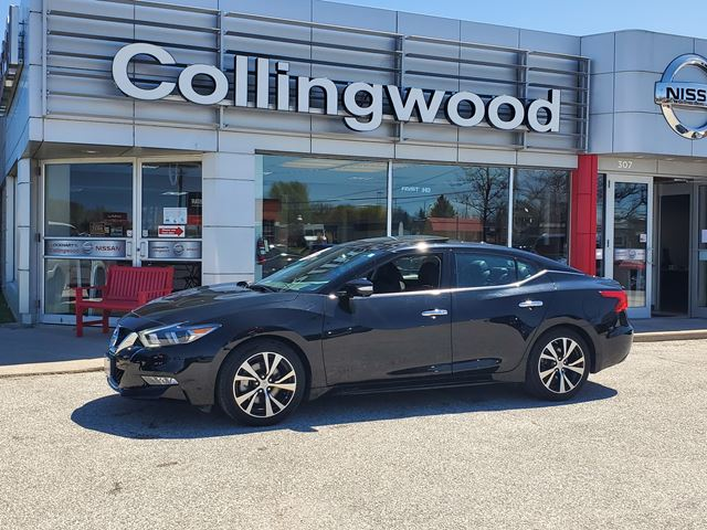 2017 Nissan Maxima Platinum *CORPORATE DEMO* in Collingwood, Ontario