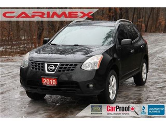 2010 NISSAN ROGUE SL AWD   Heatd Seats   Sunroof   CERTIFIED in Kitchener, Ontario