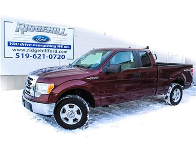 2010 FORD F-150 XLT in Cambridge, Ontario