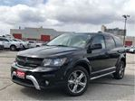 2017 Dodge Journey CROSSROAD**AWD**LEATHER**DVD**7 PASSENGER in Mississauga, Ontario