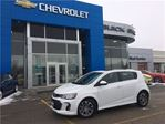 2017 Chevrolet Sonic LT RS SUNROOF REAR CAM HEATED SEATS!!! in Orillia, Ontario