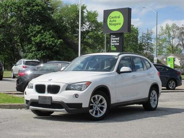 2014 BMW X1 xDrive28i / awd / heated seats / bluetooth in Fonthill, Ontario