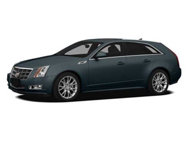 2012 CADILLAC CTS Performance Collection in Coquitlam, British Columbia