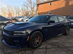 2016 Dodge Charger SRT HELLCAT**LOW KMS**ROOF**LAGUNA LTHR** in Mississauga, Ontario