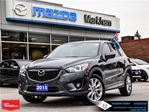 2015 Mazda CX-5 GT TECH ACCIDENT FREE LEASE RETURN in Markham, Ontario