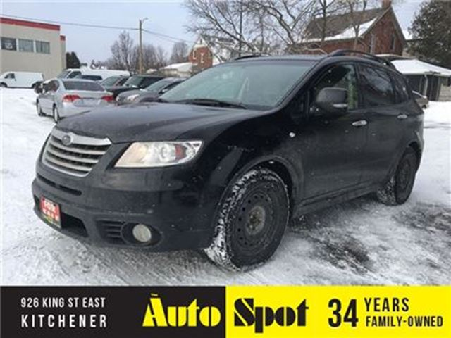 2008 SUBARU B9 TRIBECA Limited/PRICED FOR A QUICK SALE ! in Kitchener, Ontario