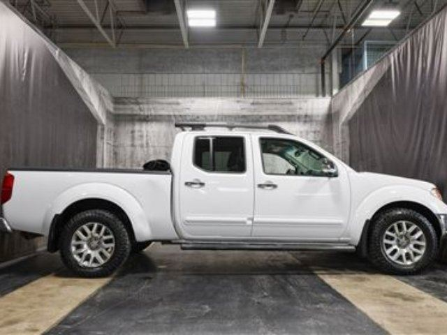 2012 NISSAN FRONTIER SL w/ LEATHER / SUNROOF / 4X4 in Calgary, Alberta