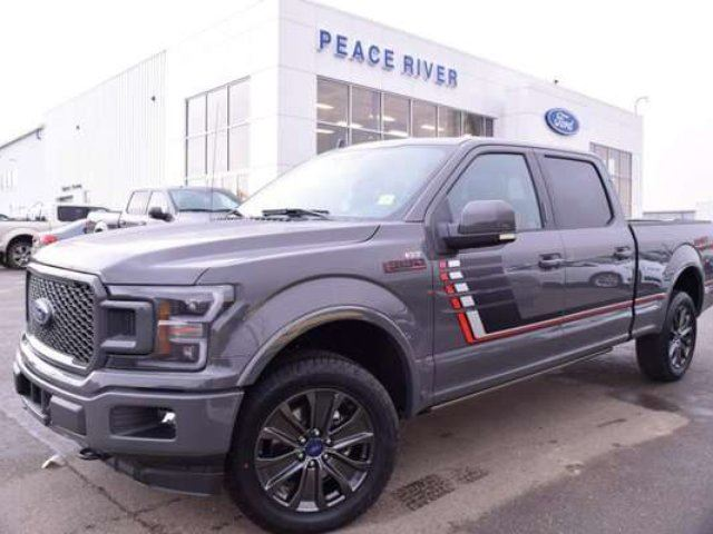 2018 FORD F-150 Limited in Peace River, Alberta