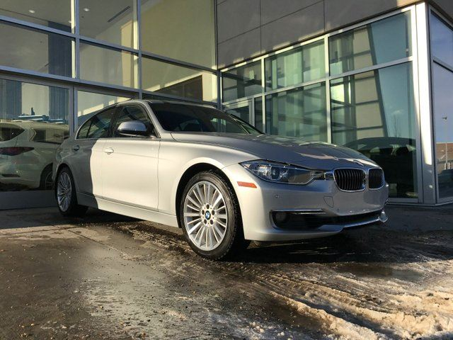2015 BMW 3 SERIES 328 i i xDrive in Edmonton, Alberta