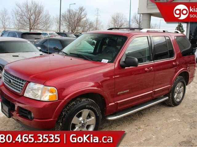 2004 FORD Explorer **$96 B/W PAYMENTS!!! FULLY INSPECTED!!!!** in Edmonton, Alberta