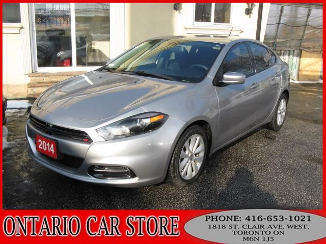 2014 Dodge Dart SXT BLUETOOTH ALLOYS !!!NO ACCIDENTS!!! in Toronto, Ontario
