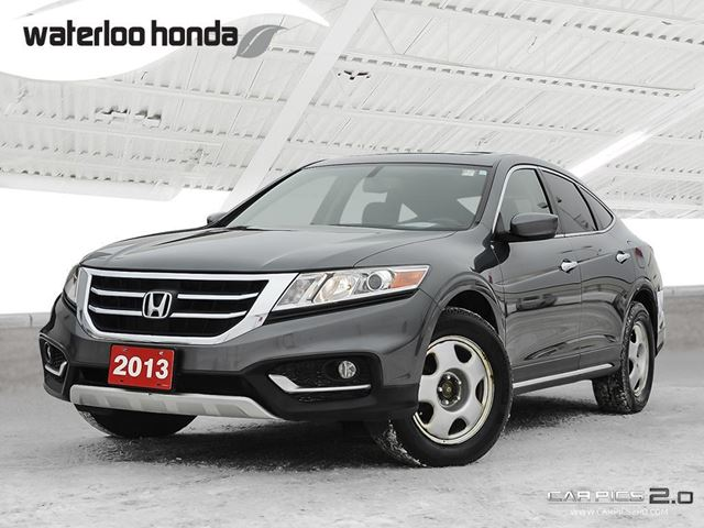 2013 HONDA CROSSTOUR EX Bluetooth, Back Up Camera and Snow Tires! in Waterloo, Ontario