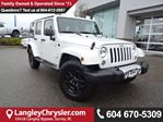 2015 Jeep Wrangler Unlimited Sahara in Surrey, British Columbia