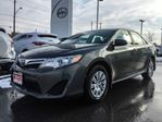 2012 Toyota Camry   ONE OWNER! in Cobourg, Ontario
