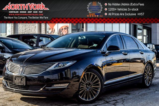 2016 LINCOLN MKZ Hybrid in Thornhill, Ontario