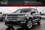 2015 Ford Edge SEL AWD Navi Pano Sunroof Backup Cam Bluetooth R-Start Leather 18Alloy Rims in Bolton, Ontario