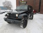 2011 Jeep Wrangler 4WD SPORT / V6 / ONE OWNER / ONLY 122, 000 KM in Ottawa, Ontario